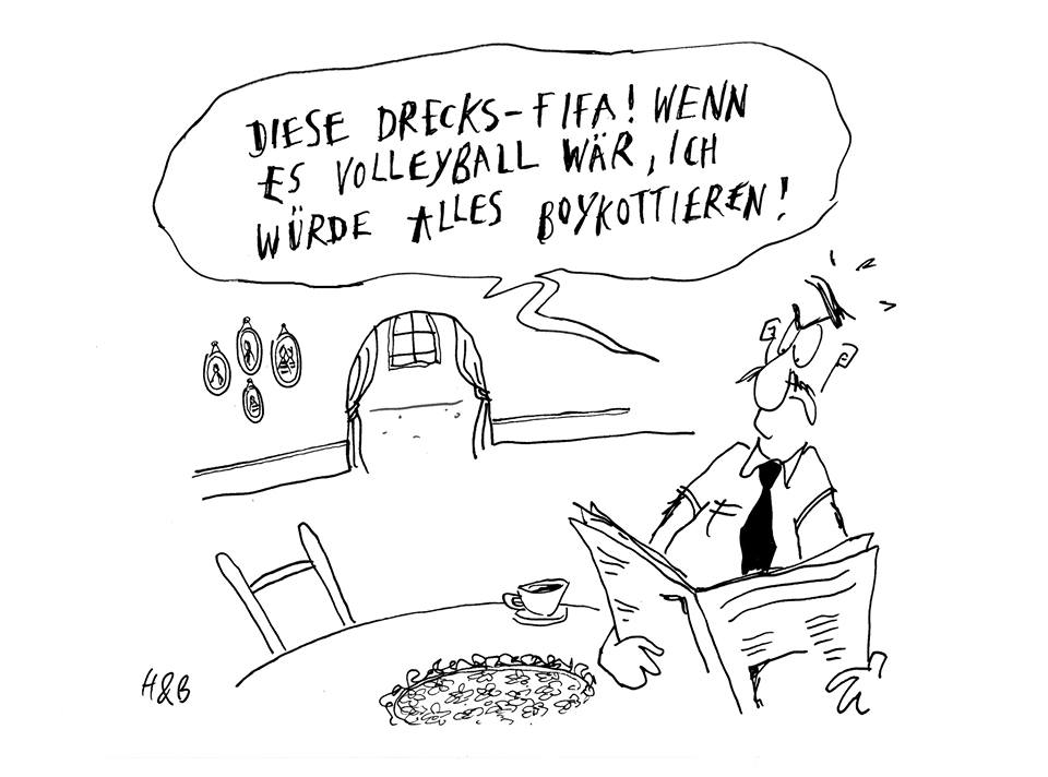 FIFA - Volleyball